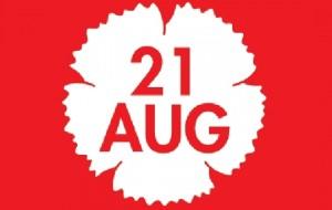 Musik och politik, den 21 augusti
