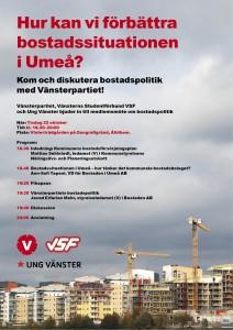 Bostadspolitik inbjudan